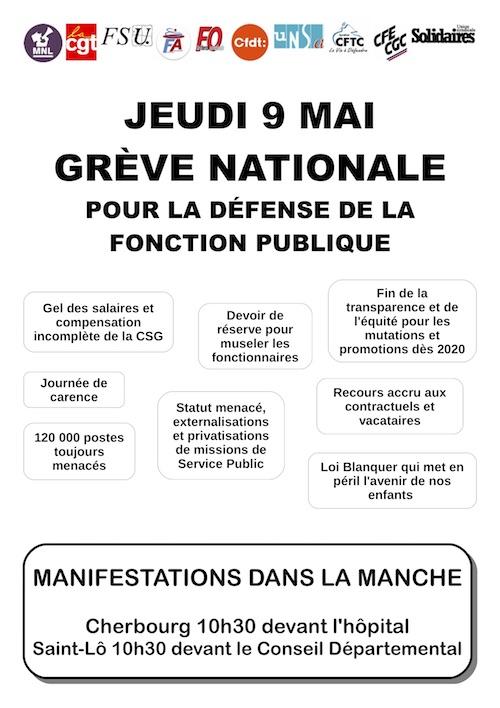 19d4d580d52 Union départementale FO 50 - Manche